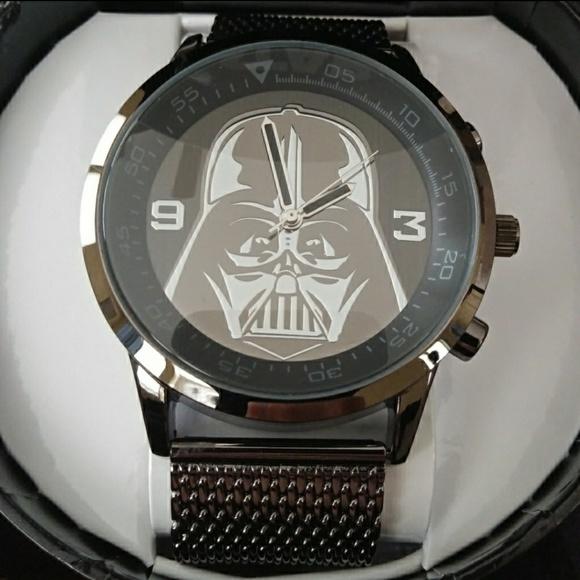 Disney Other - Men's Star Wars Watch - NWT